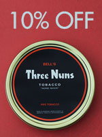 10% off Three Nuns