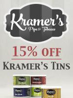 15% Off Kramer's Tins