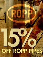 15% Off Ropp