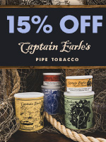 15% Off Of Captain Earle's Tins