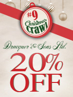 20% Off Drucquer & Sons