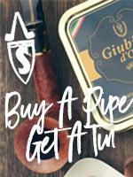 Buy a Savinelli Pipe, Get a Savinelli Tobacco