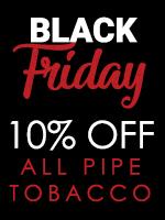 10% Off Pipe Tobacco