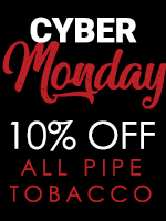 10% Off Pipe Tobacco