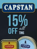 15% Off Capstan