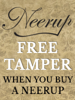 Free Neerup Hardwood Tamper With Any New Neerup Pipe