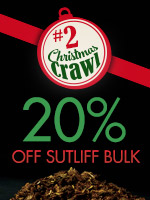 20% Off Sutliff Bulk