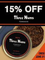 15% Off Of Three Nuns Original
