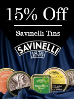 15% Off Savinelli Tobacco