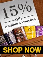 15% Off Amphora Pouches