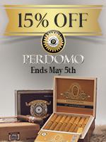 15% Off Perdomo Cigars