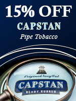 15% Off Capstan Tinned Tobacco