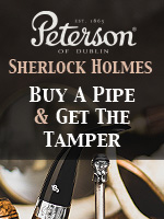 Free Tamper With New Sherlock Holmes Pipe