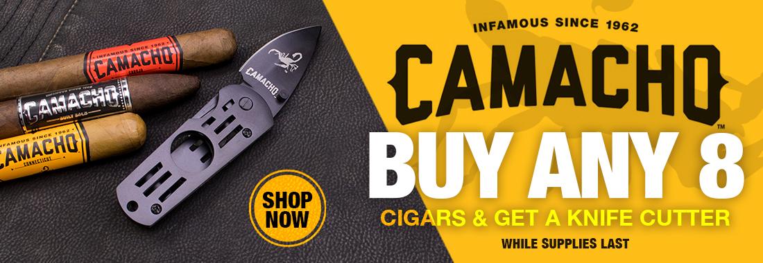 Camacho Cigars At Smokingpipes.com