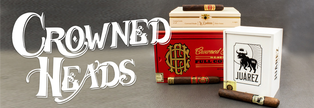 Crowned Heads Cigars at Smokingpipes.com