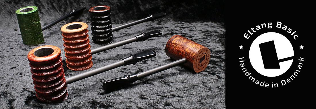 Eltang Basic Pipes at Smokingpipes.com