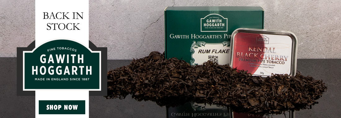 Gawith, Hoggarth, & Co. Back In Stock At Smokingpipes.com