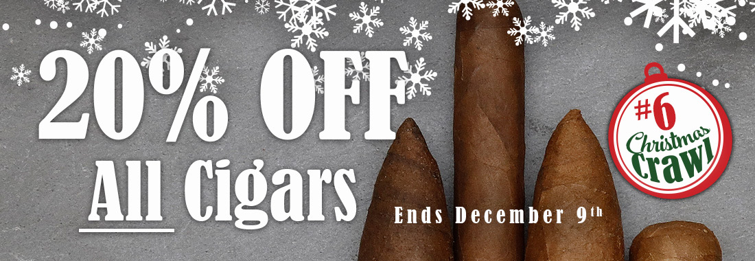 20% Off All Cigars at at Smokingpipes.com