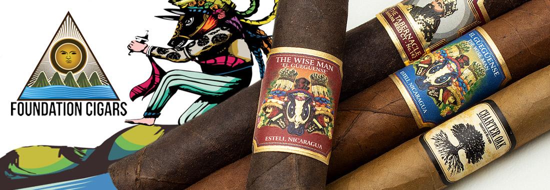 New Cigars From Foundation Cigar Company