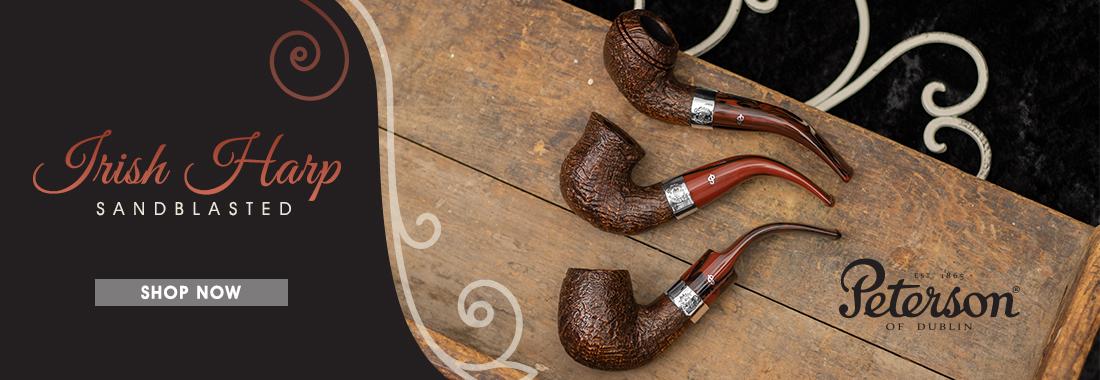 Peterson Irish Harp Pipes At Smokingpipes.com