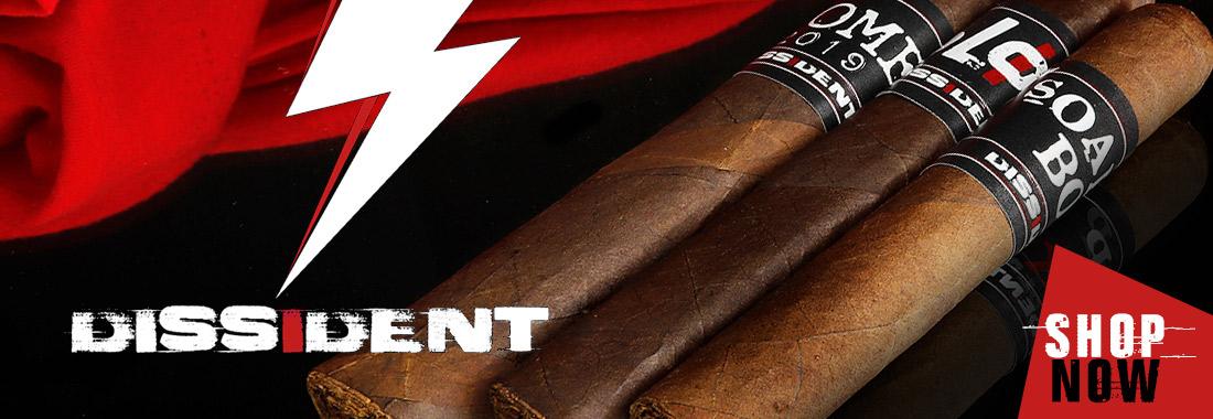 Dissident Cigars at Smokingpipes.com