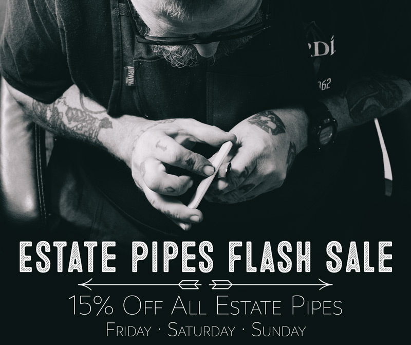 15% Off Estate Pipes At Smokingpipes com :: Pipe