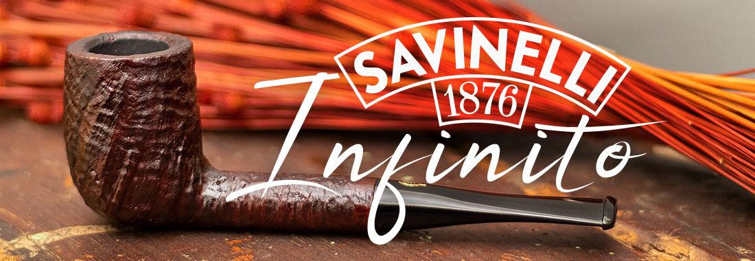Savinelli Infinito Pipes