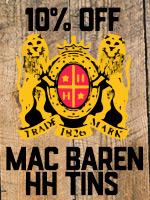 10% off Mac Baren HH