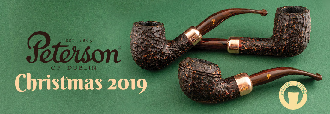 Peterson Christmas Pipes 2019