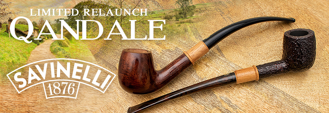 Savinelli Qandale Pipes