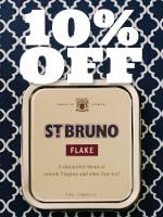10% off St. Bruno