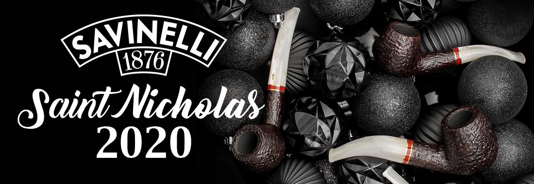 Savinelli St. Nicholas 2020 Pipes