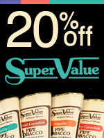 20% Off Super Value
