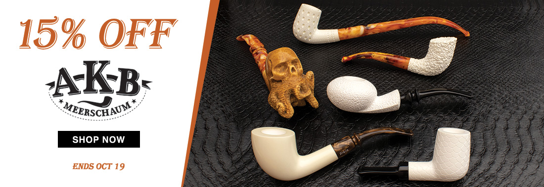 15% Off ABK Meerschaum Pipes At Smokingpipes.com