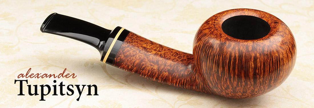 Alexander Tuptisyn Pipes at Smokingpipes.com