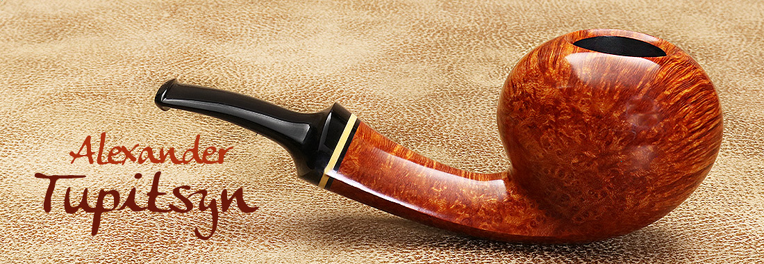 Alexander Tupitsyn Pipes At Smokingpipes.com