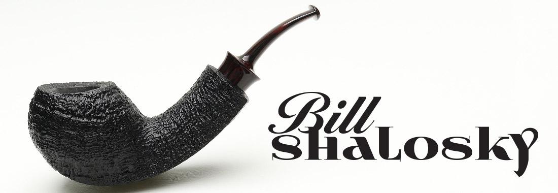 Bill Shalosky Pipes At Smokingpipes.com