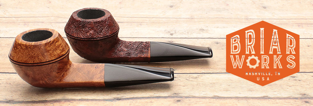 New BriarWorks Shape at Smokingpipes.com