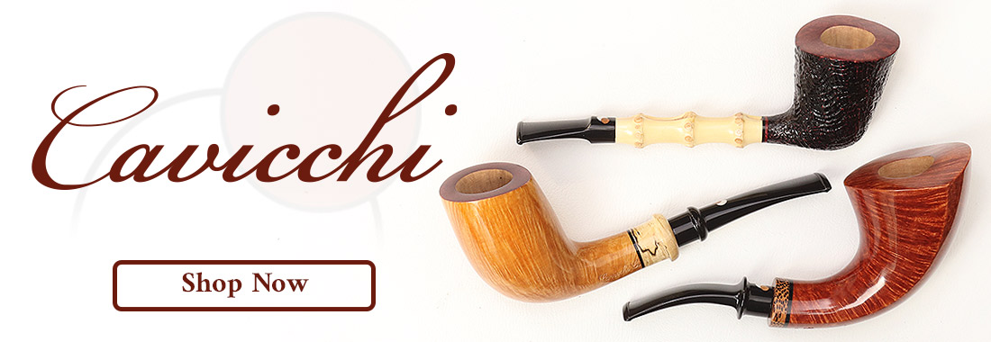 Claudio Cavicchi Pipes at Smokingpipes.com