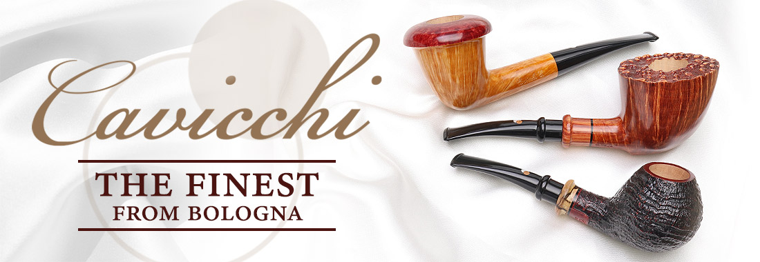 Claudio Cavicchi Pipes