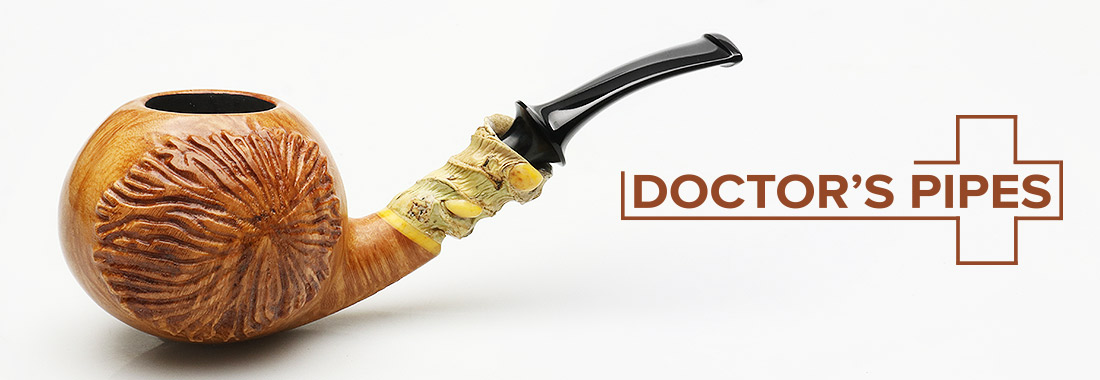 Doctor's Pipes at Smokingpipes.com