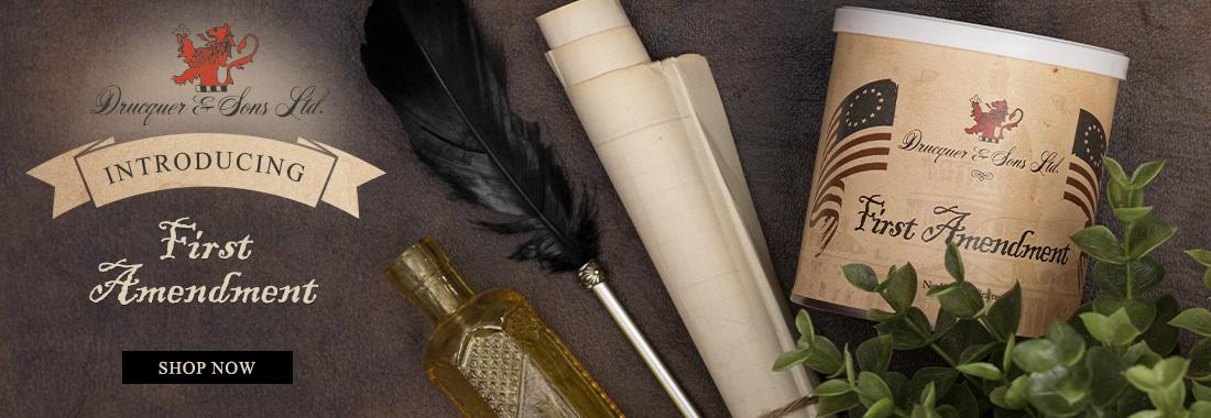 Drucquers & Sons First Amendment At Smokingpipes.com