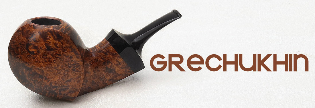 Grechukhin Pipes At Smokingpipes.com