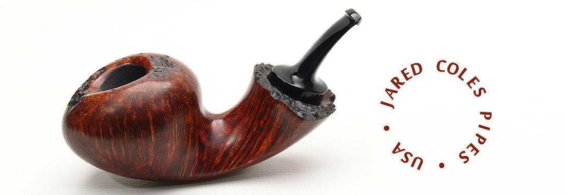 Jared Coles Pipes At Smokingpipes.com