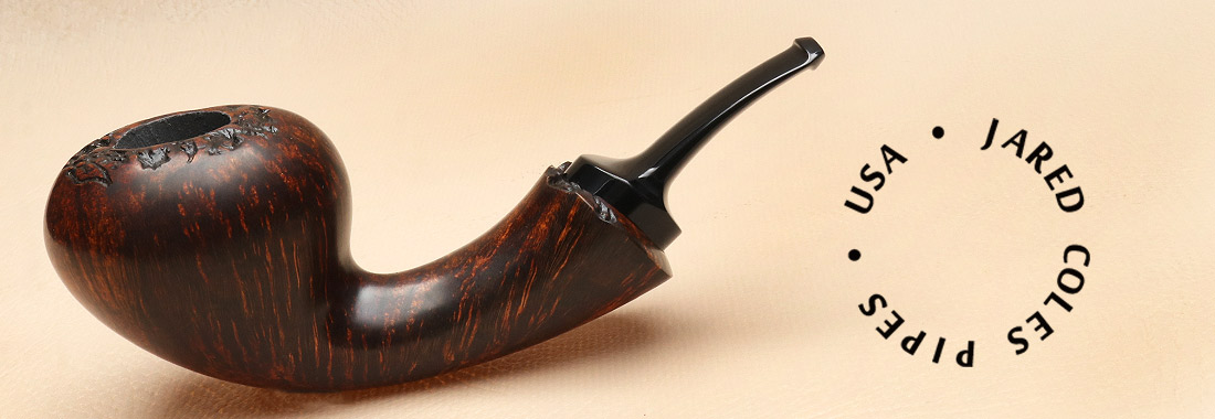 Jared Coles Pipes At Smokingpipes.com