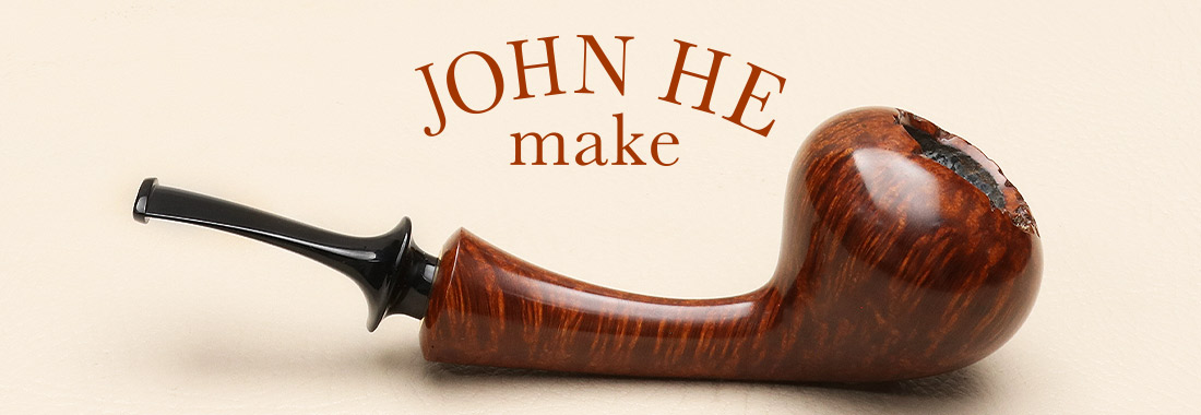 John He Pipes At Smokingpipes.com