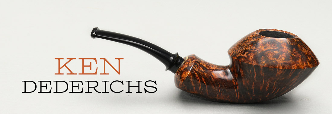 Ken Dederichs Pipes At Smokingpipes.com