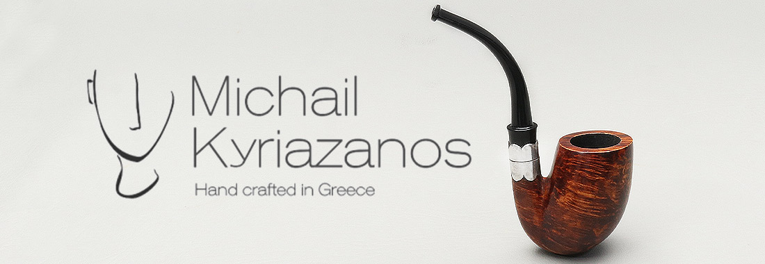 Michail Kyriazanos Pipes At Smokingpipes.com