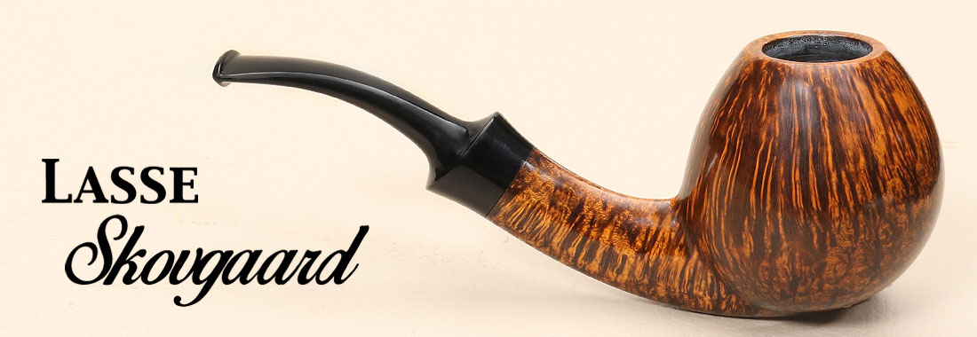 Lasse Skovgaard Pipes at Smokingpipes.com