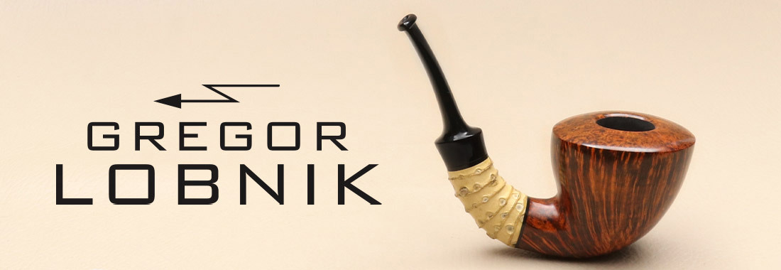 Gregor Lobnik Pipes At Smokingpipes.com